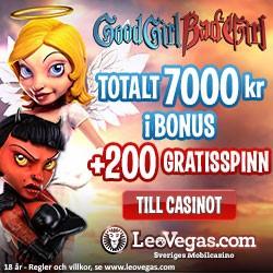 200 freespin